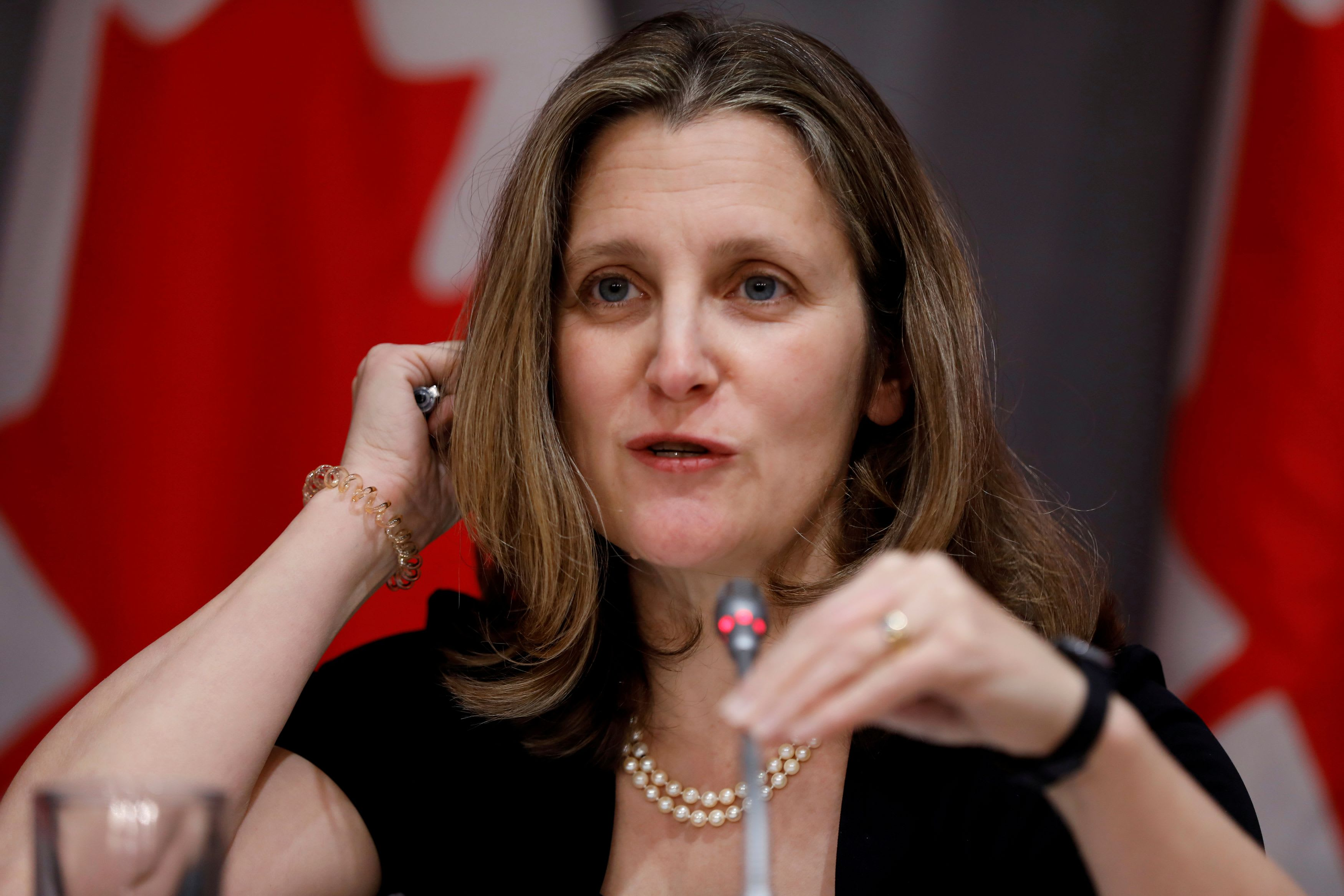 Canada to impose tariffs on