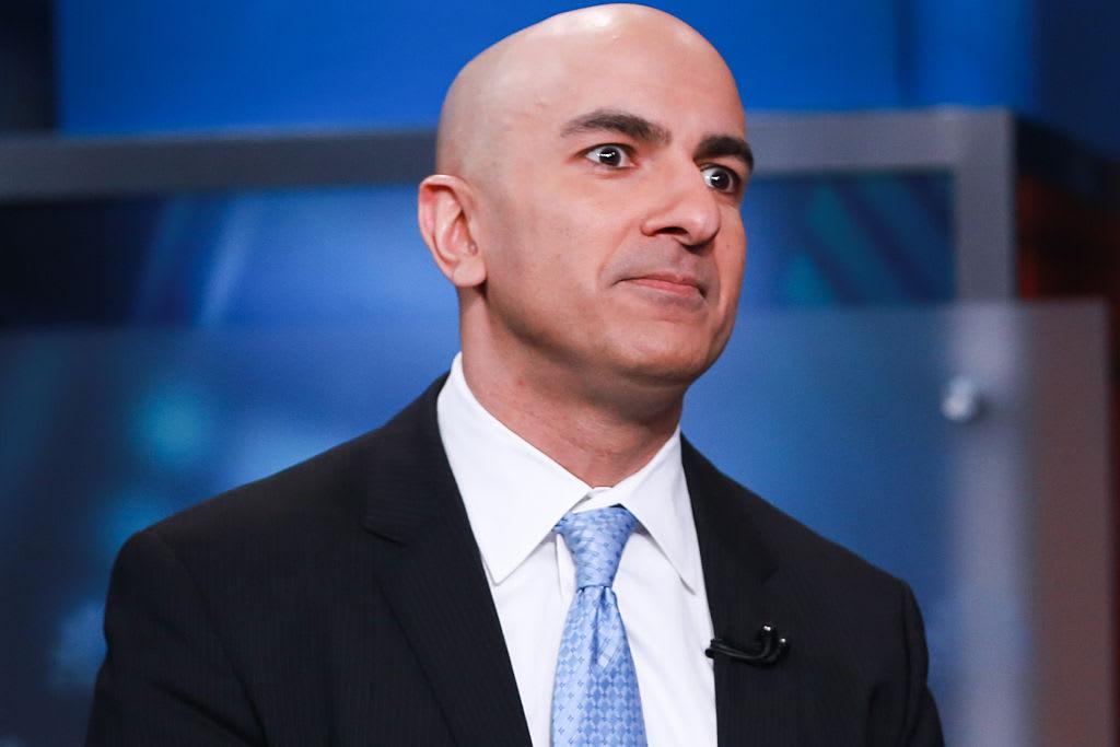 Fed's Kashkari advocates six-week economic