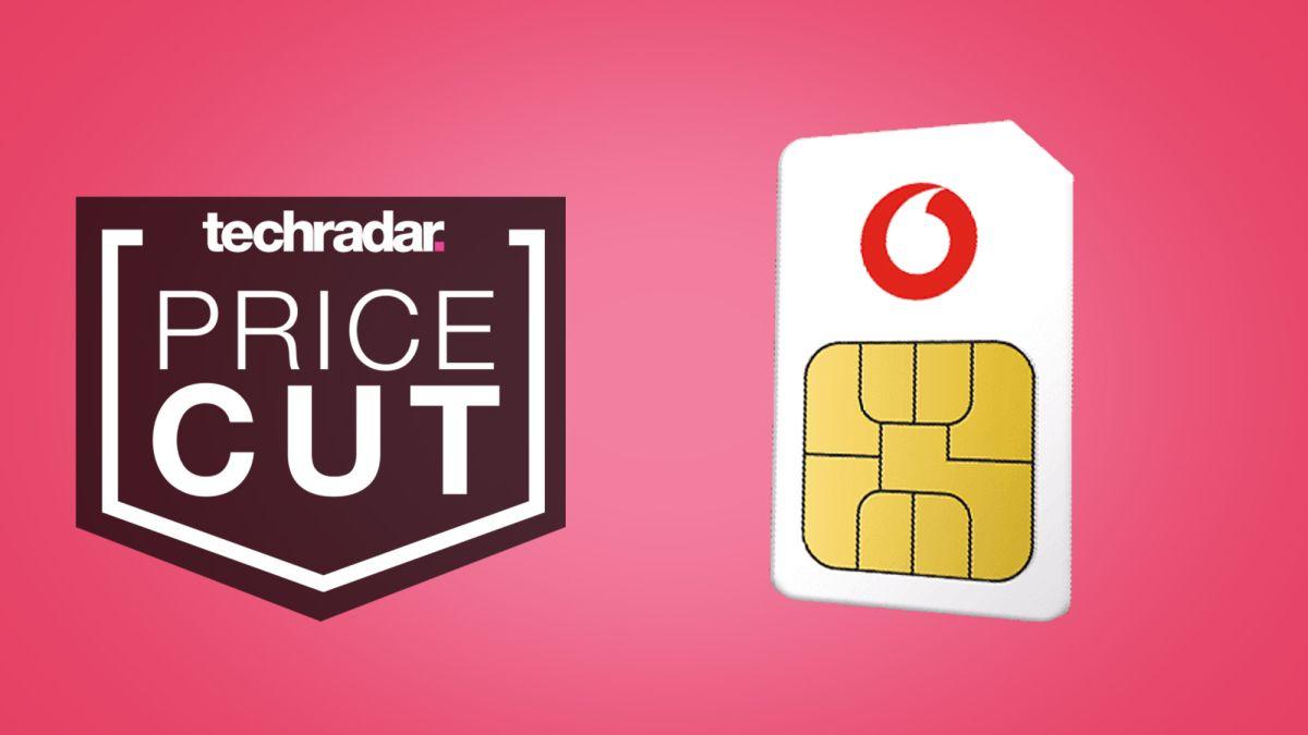 This bargain Vodafone SIM