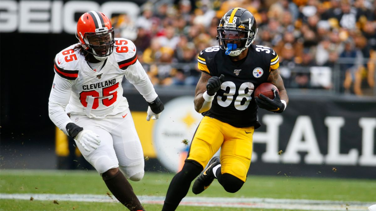 Browns vs Steelers live