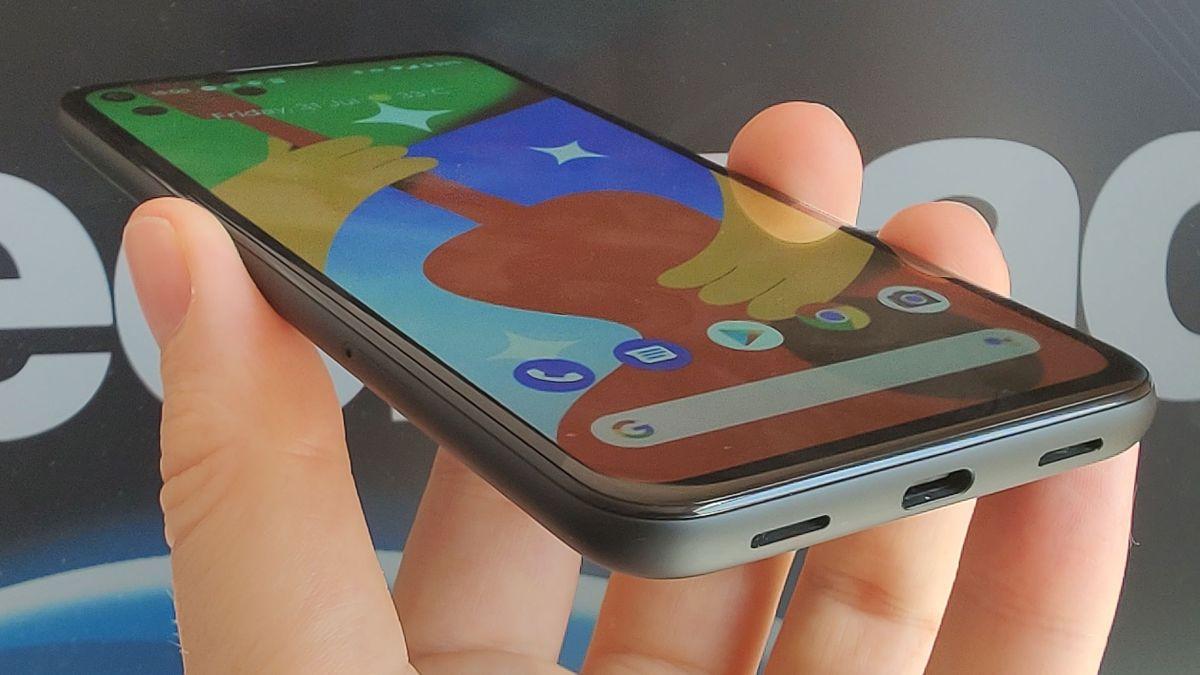 Google Pixel 5a: what