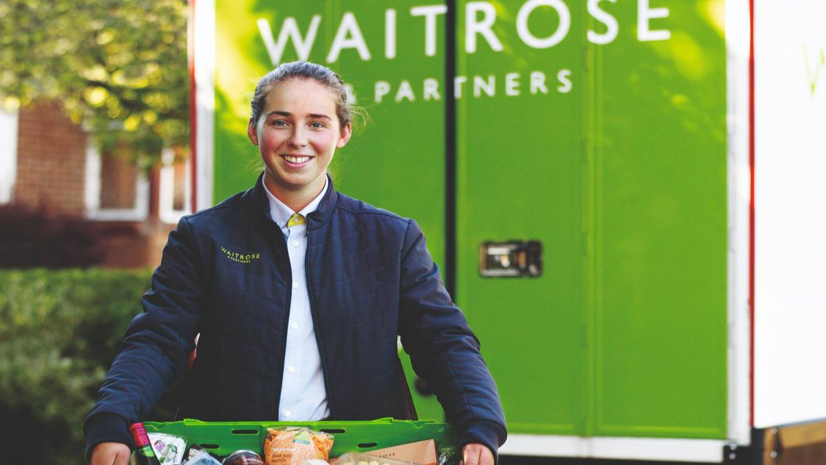 Waitrose online: how to