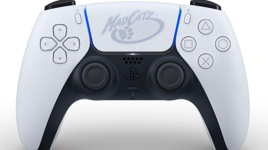 Wow that PS5 controller is