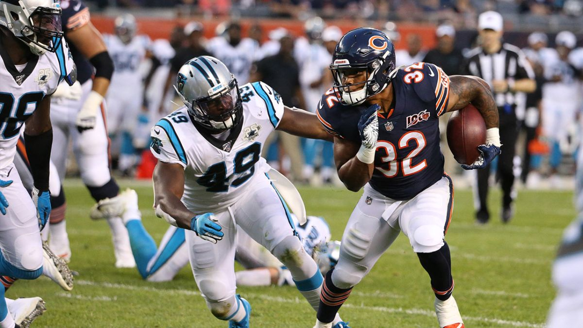 Bears vs Panthers live