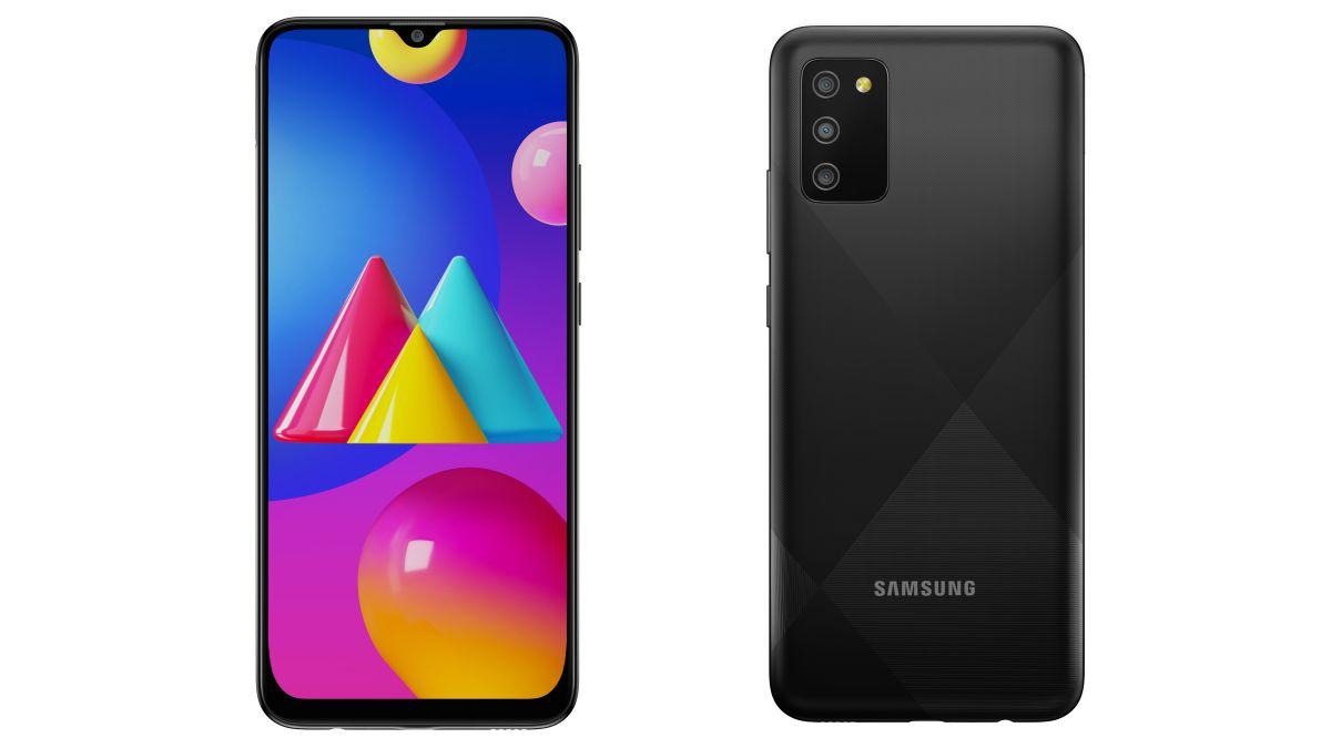 Samsung Galaxy M02s goes