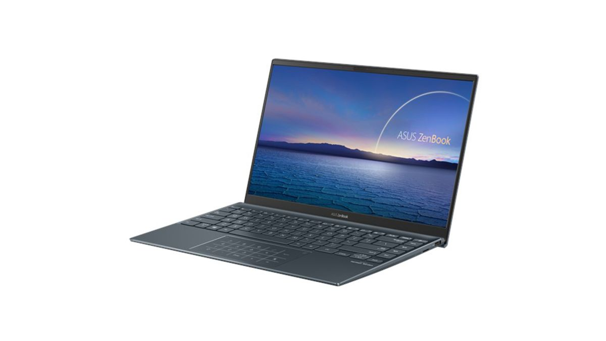 Asus Zenbook 14 with