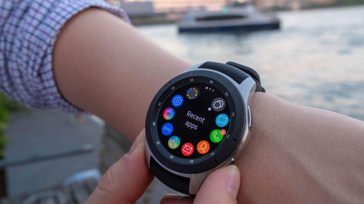 Samsung Galaxy Watch 3 smartwatch