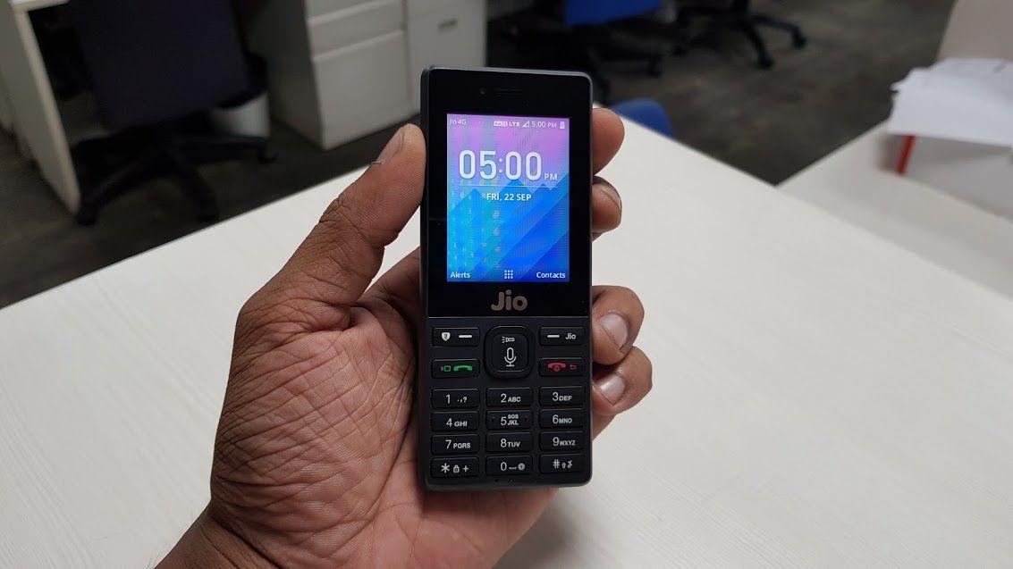 JioPhone price in India
