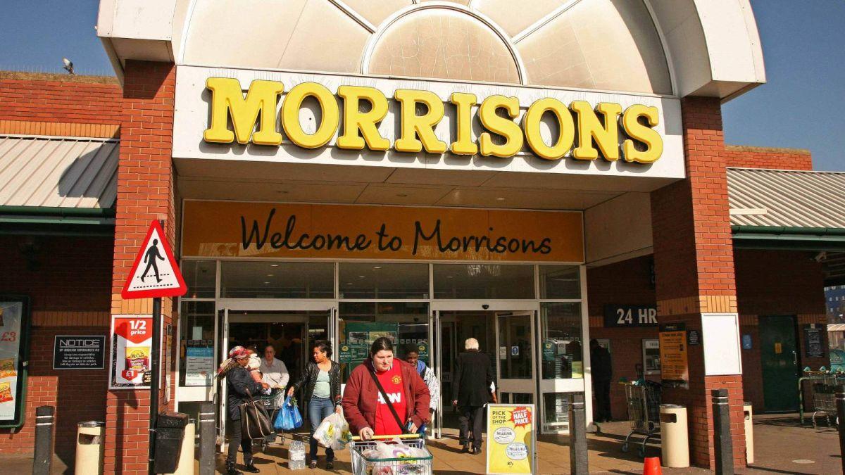 Morrisons: online delivery slots,