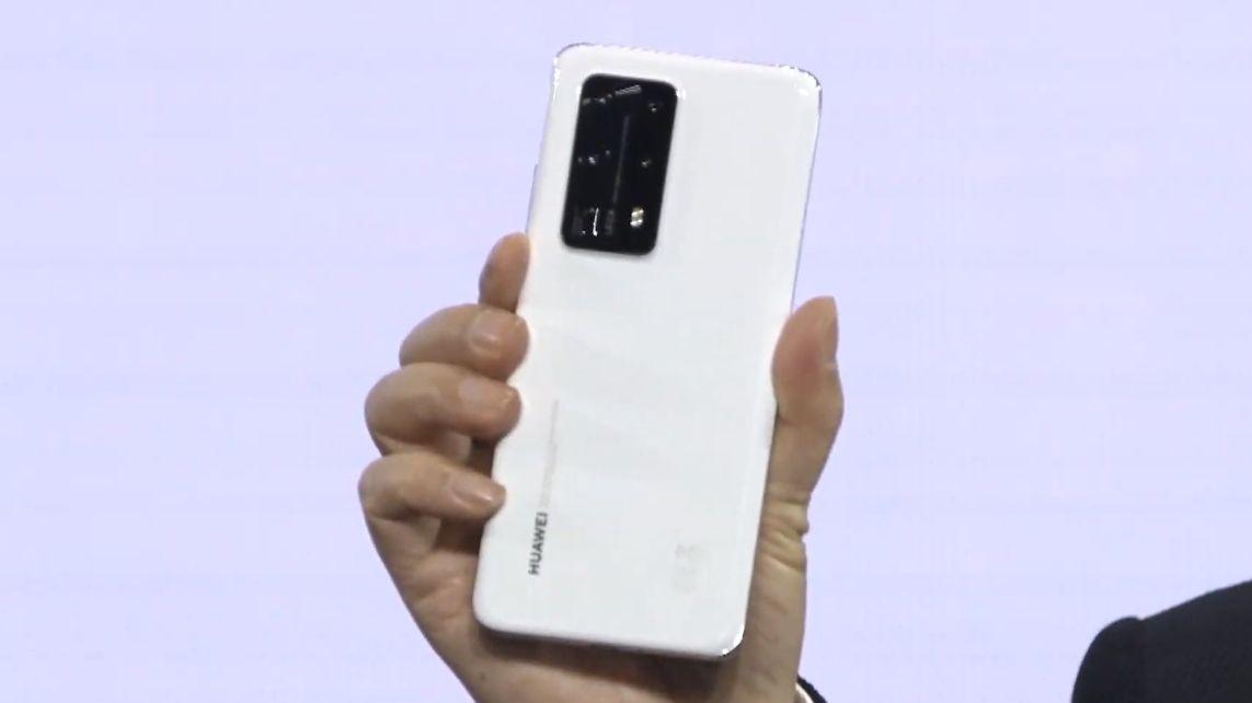 Huawei P40 launch live blog: