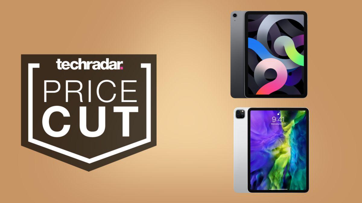 iPad deals at Amazon