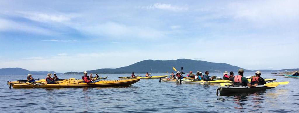 Kf cohort kayak trip 2014