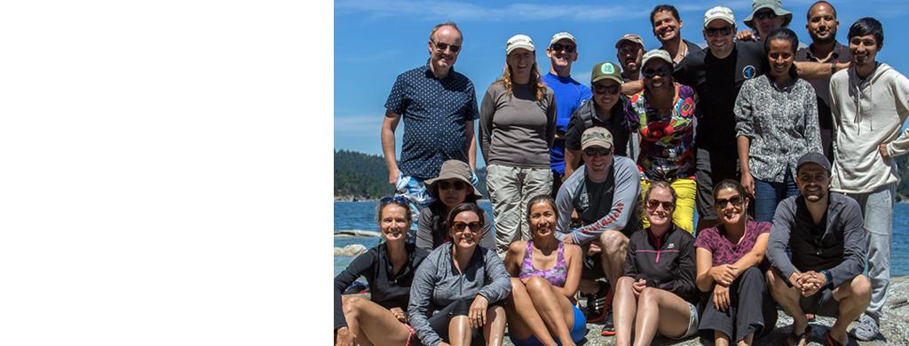 Kf cohort kayak 2017