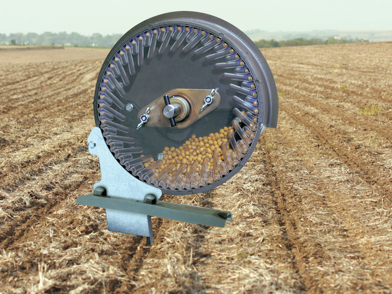Great Kinze Innovations The Brush Type Seed Meter Kinze