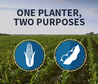 The Yield Advantages Of Kinze Split Row Planters Kinze