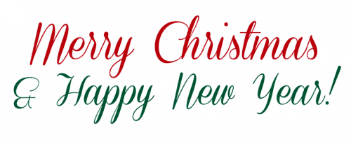 Merry Christmas Graphic 740X300Px