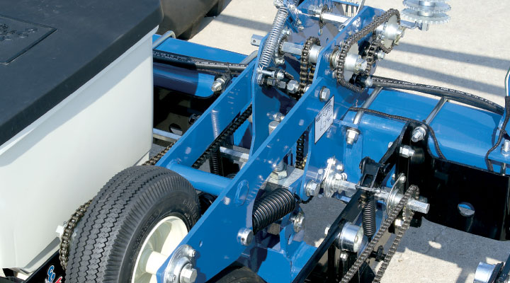 Kinze Height Adjust Wheel Mod