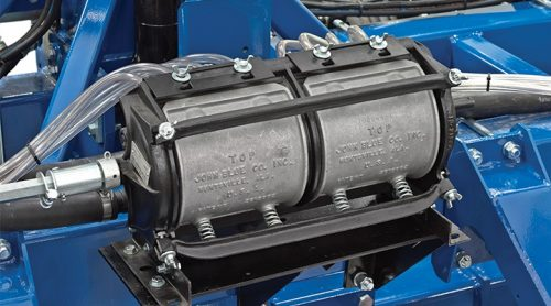Kinze Planter Features John Blue Squeeze Pump Option720