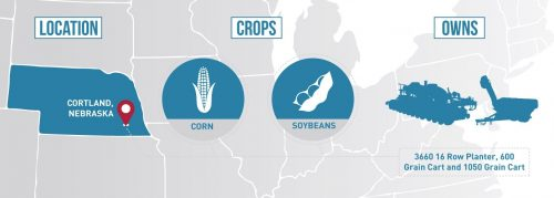 Kinze Testimonial Infographic Cortland Nebraska 01