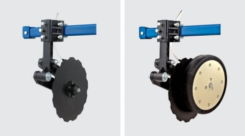 Kinze Notched Single Disc Openers