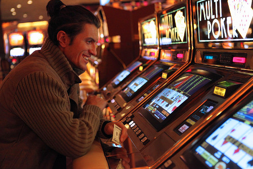 Kiosks Prove to be a Sure Bet for Casinos