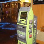 Stratosphere ticketing kiosk