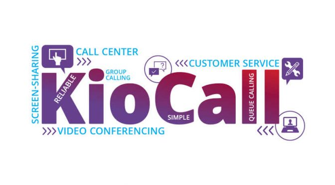 KioCall Announced – new video conference kiosk software