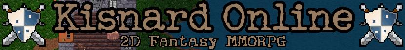 Kisnard Online Game Header