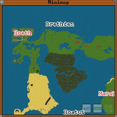game minimap