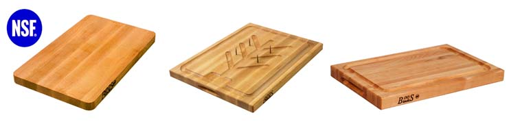 NSF-Approved Cutting Boards