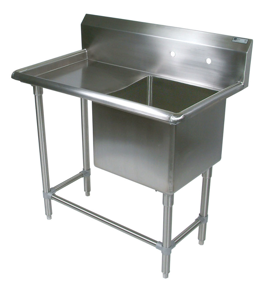 John Boos Pro Bowl Compartment Sinks