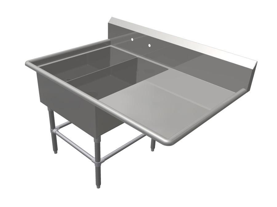 John Boos Pro Bowl Platter Sinks