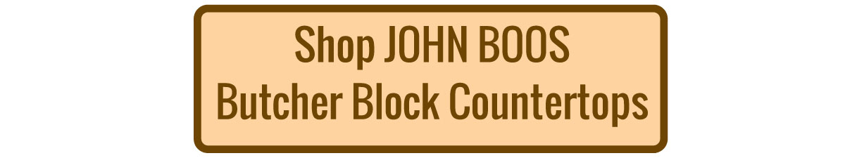 John Boos Custom Counter & Island Tops logo