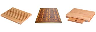 Cutting Boards by Artisans