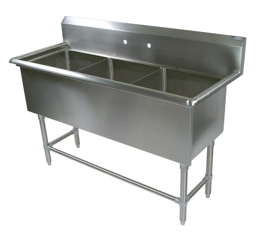 Industrial+Utility+Sink Industrial Utility Sink http://butcherblockco ...
