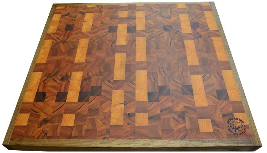 Artisan-Made Cutting Boards