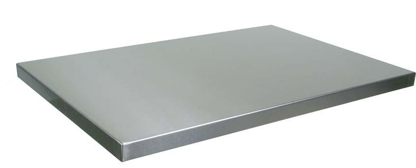 John Boos Stainless Steel Restaurant Countertops
