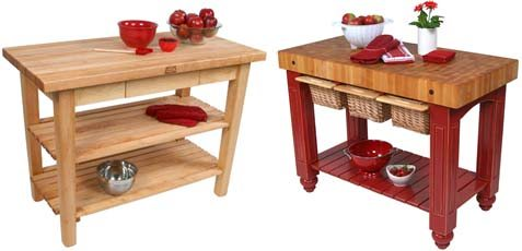 Boos Kitchen Island Tables