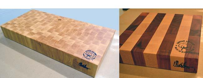 Cutting Boards for Gift-Giving