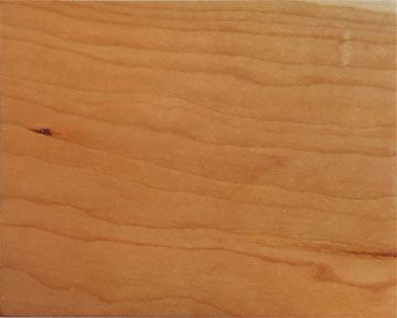 Cherry Plank-Style Counter Top