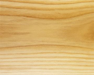 Plank-Style Ash Wood Counter Top