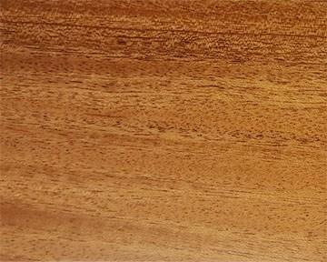 Mahogany Plank-Style Counter Top