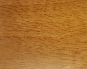 White Oak Plank-Style Counter Top