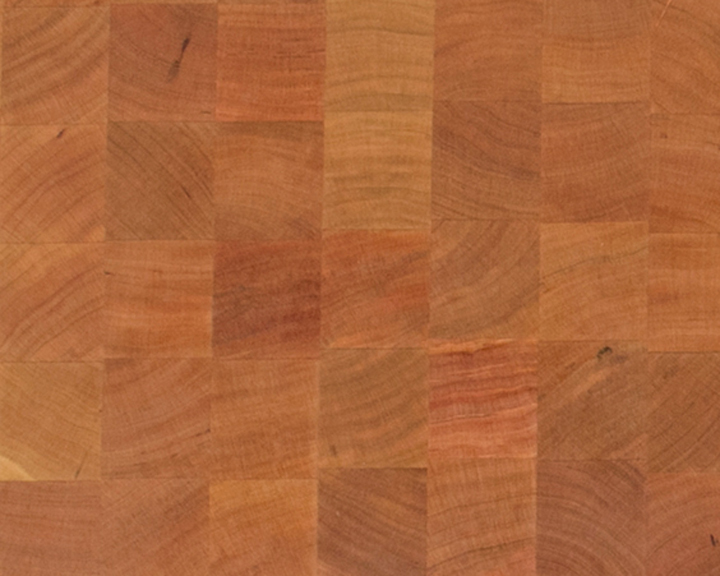 End-Grain Cherry Countertops