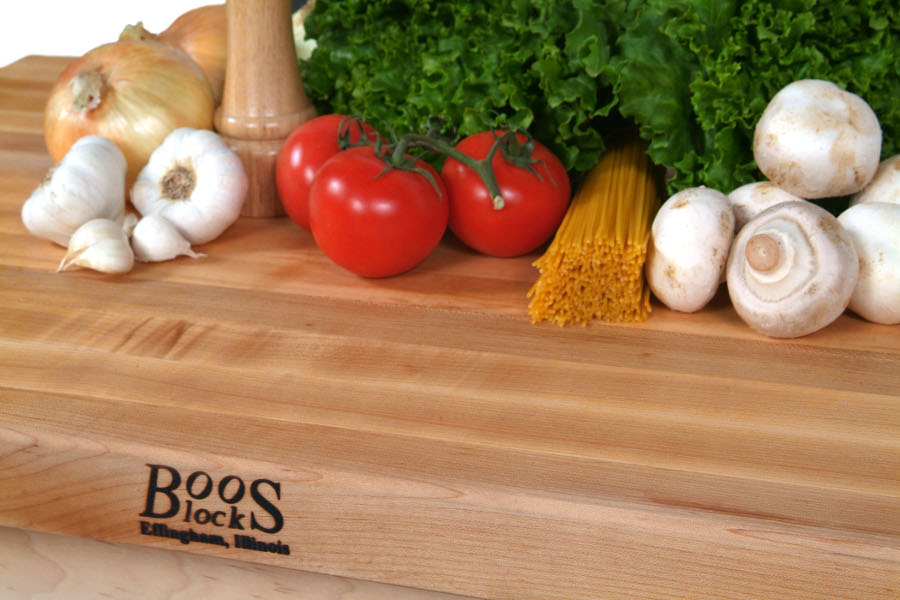Boos Maple Edge Grain Counters 36W x 2-1/4 inch thick
