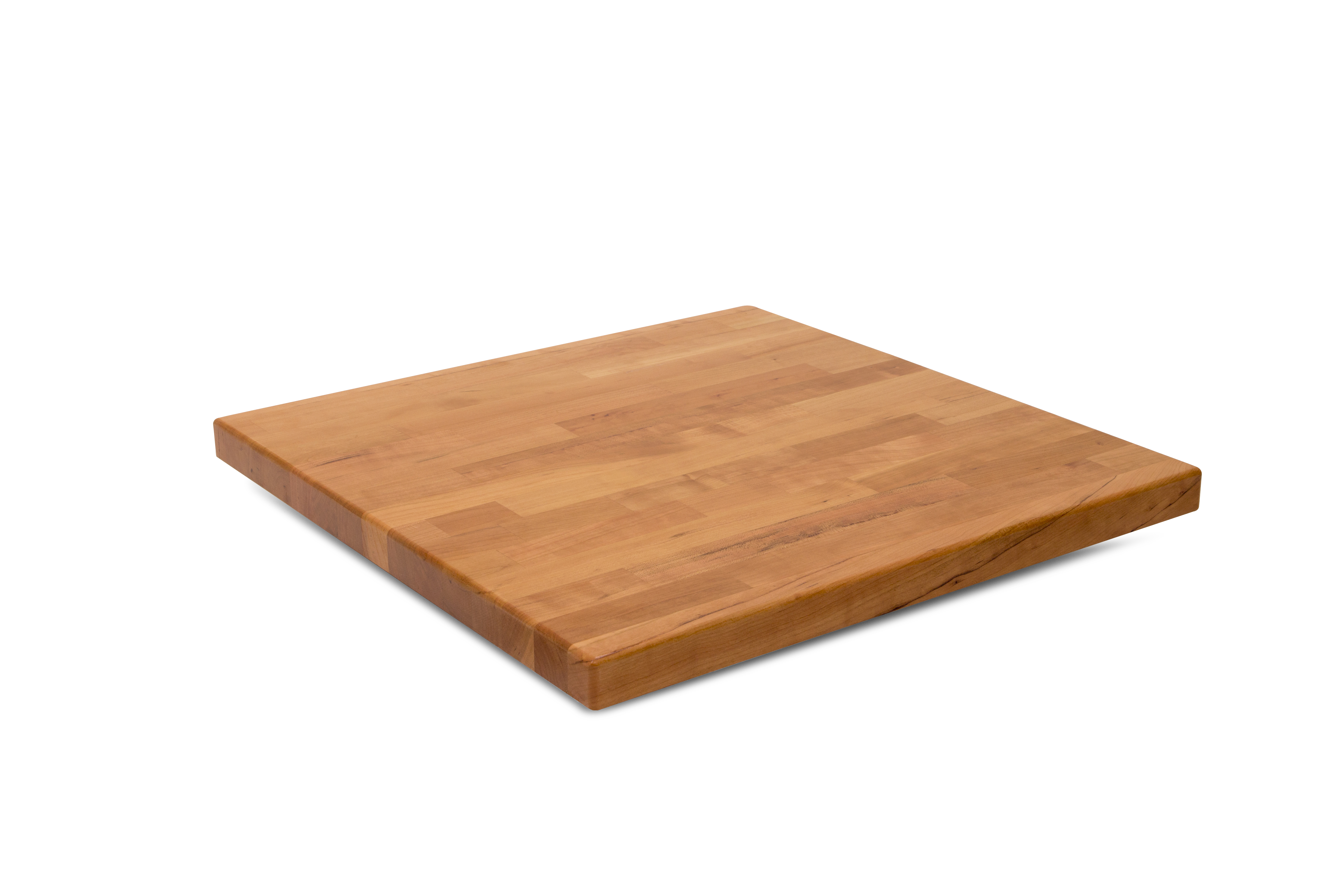 John Boos Cherry Blended Grain Butcher Block Table Top