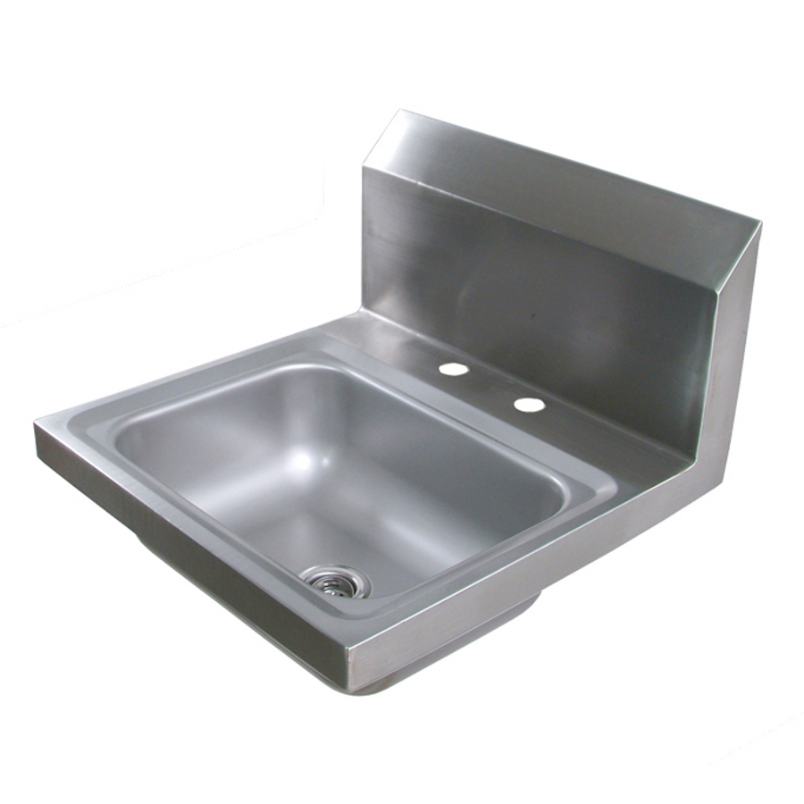 Laundry Sink Wall Mount : Stainless Steel Commercial Hand Sink John Boos