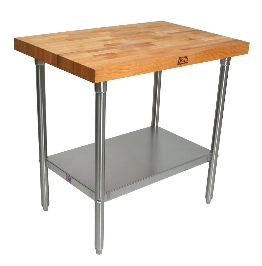 John Boos Baker's Table - 2-1/4