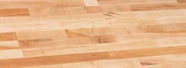John Boos Commercial-Grade Maple Counters