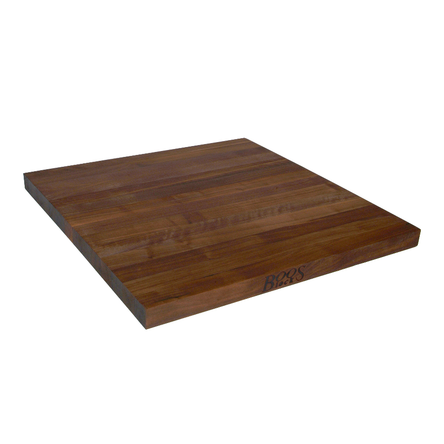 Walnut Edge Grain Butcher Block Countertop